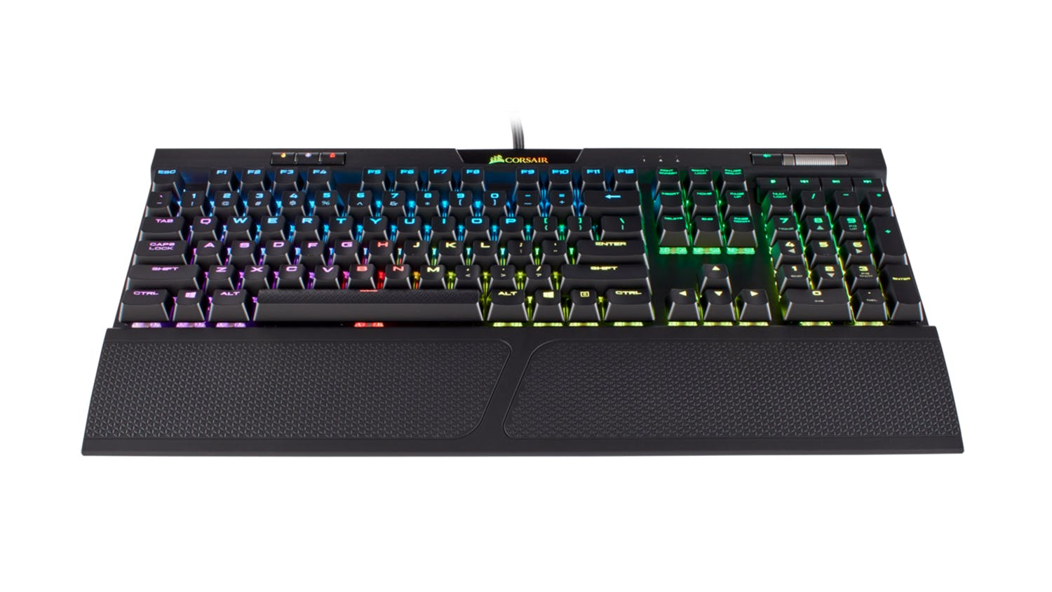 CORSAIR K70 RGB MK.2 Rapidfire Mechanical Gaming Keyboard