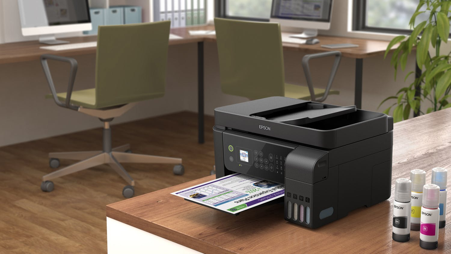 Epson WorkForce EcoTank ET-4700 All-in-One Printer