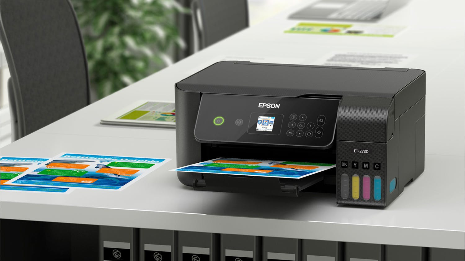 Epson ET-2720 EcoTank All-in-One Printer