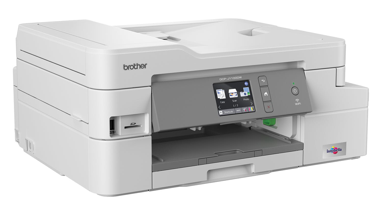 Brother DCP-J1100DW Inkjet All-in-One Printer