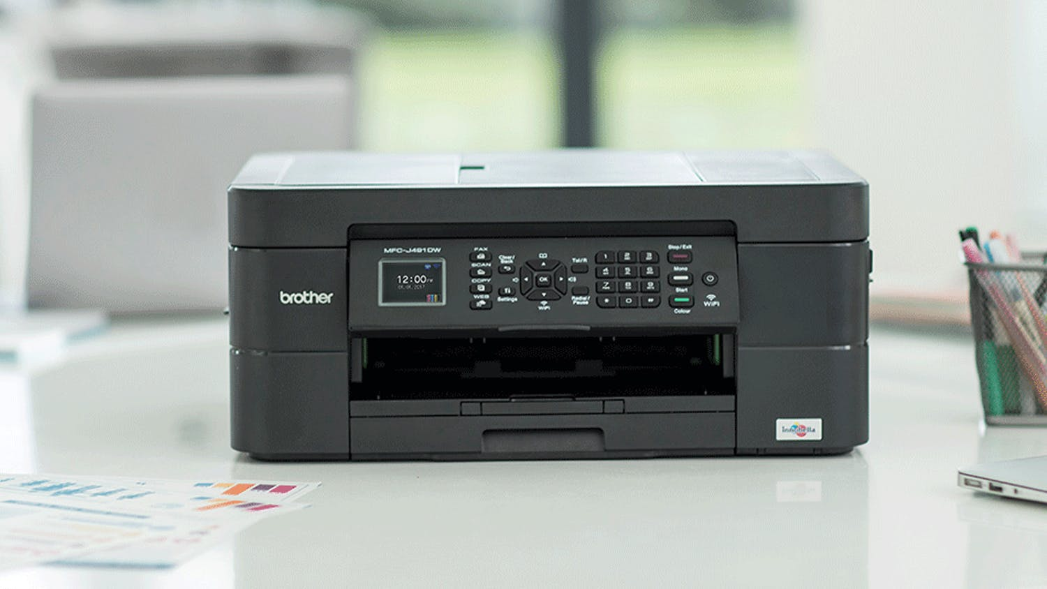 Brother MFCJ491DW All-in-One Printer