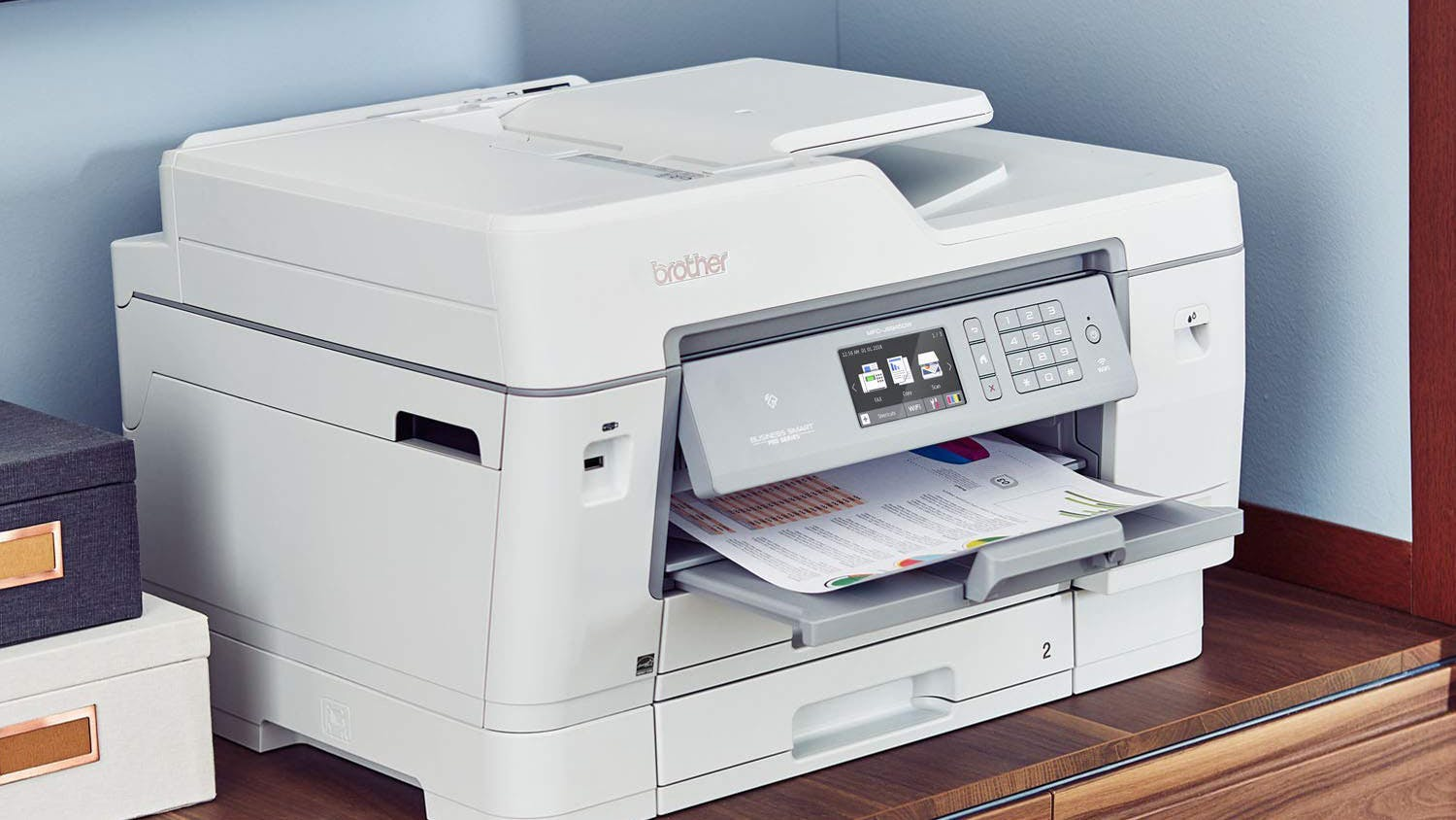 Brother MFCJ6945DW Inkjet All-in-One Printer