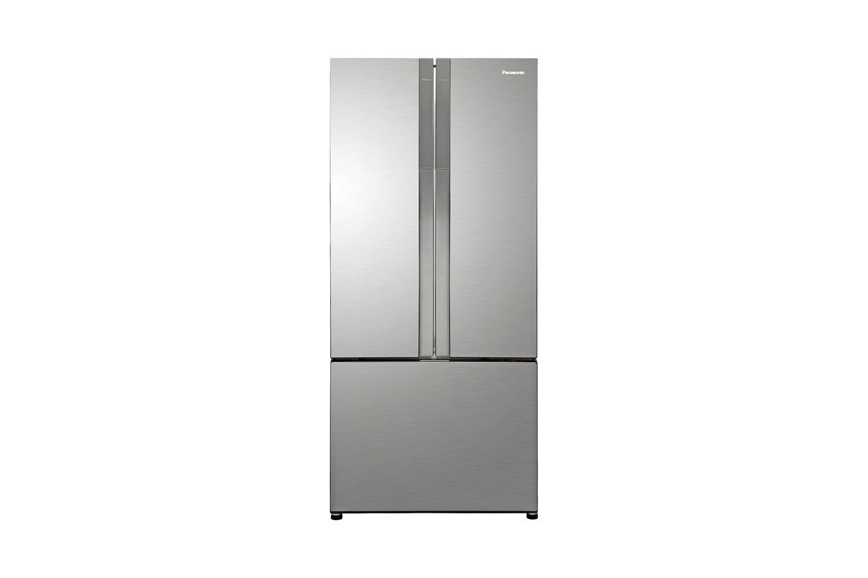Image of Panasonic 494L French Door Fridge Freezer - Stainless Steel