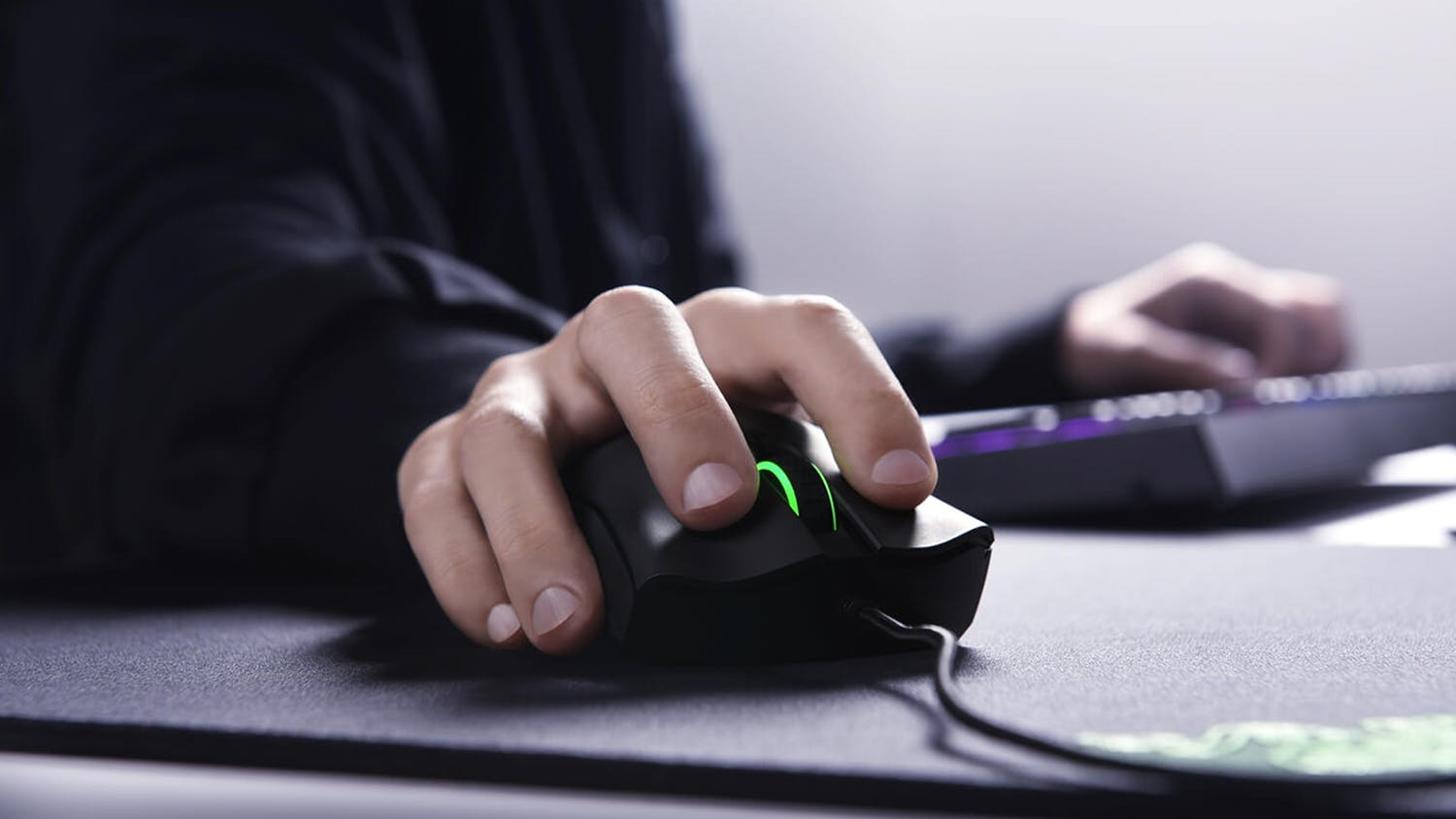 Razer DeathAdder Elite Wired Gaming Mouse