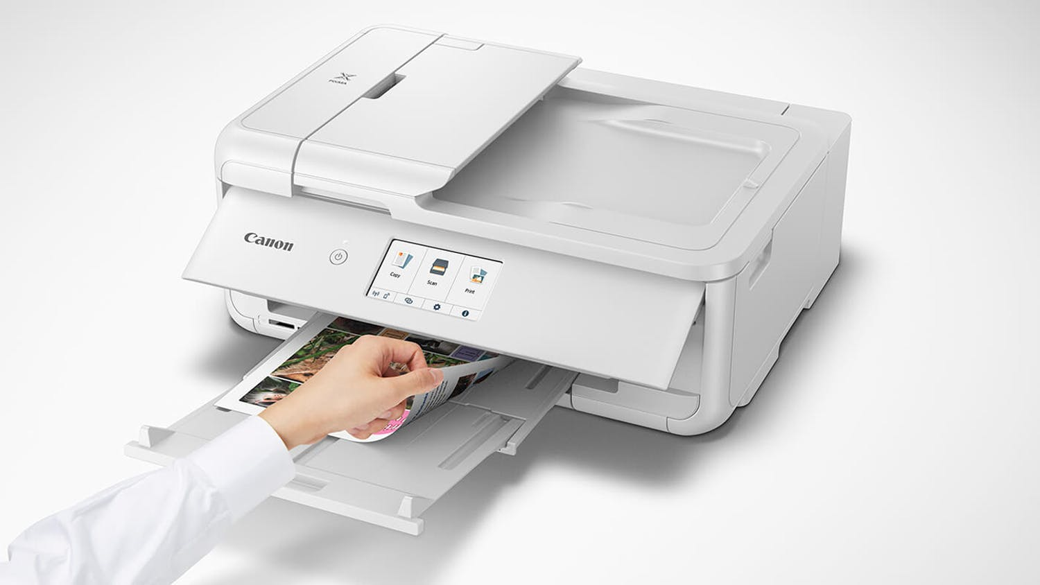 Canon Pixma TS9565 3-in-1 Value Bundle Printer