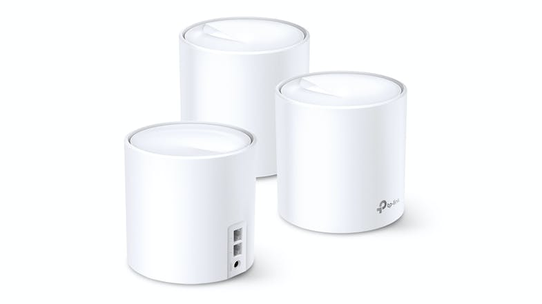 TP-Link AX3000 Deco X60 Whole-Home Mesh Wi-Fi System - 3 Pack