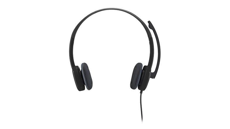 Logitech H151 On-Ear Stereo Headset
