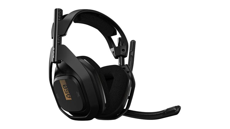 Astro A50 Gaming Headset for Xbox One & PC - Black Gold