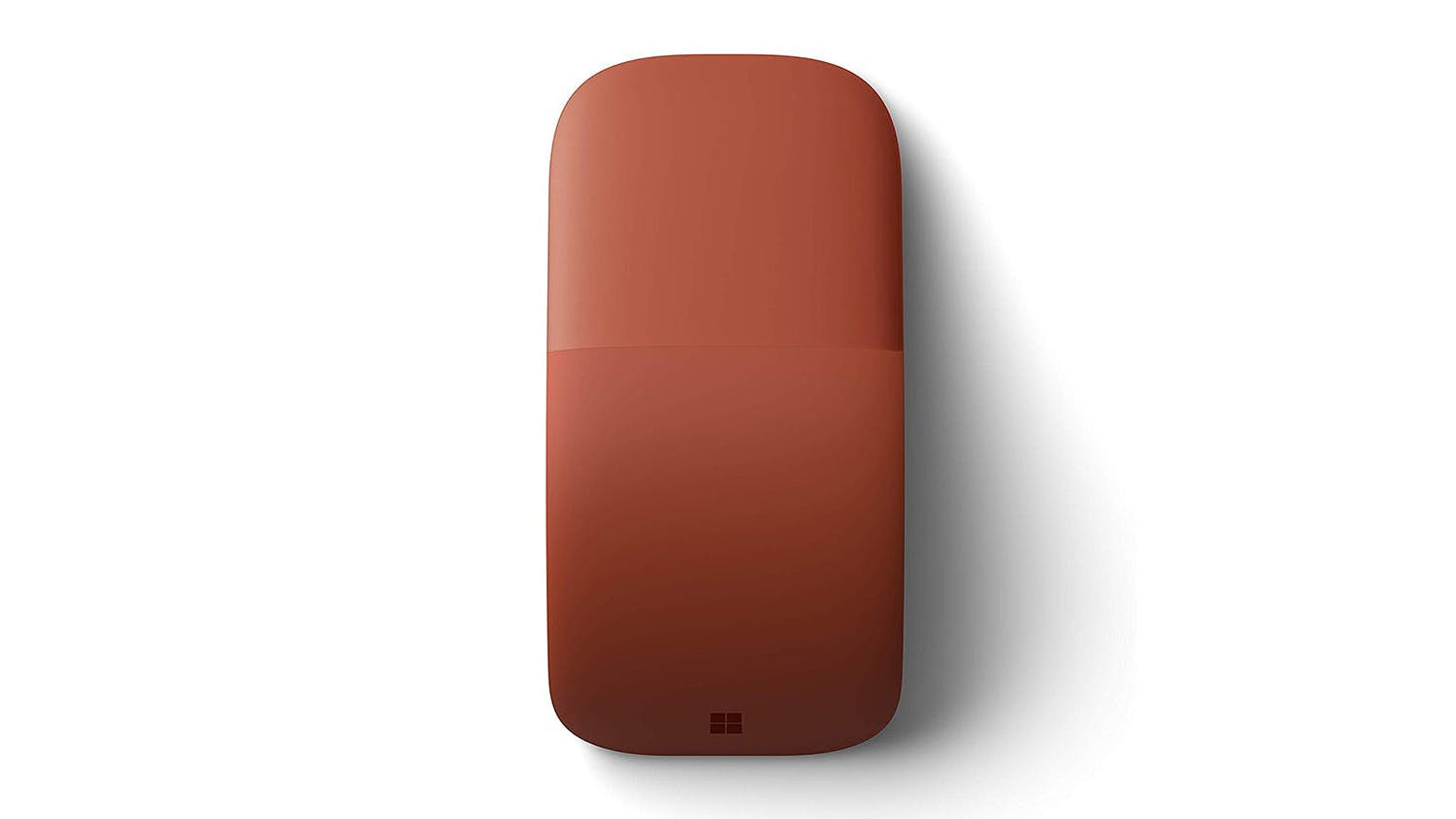 Surface ARC Wireless Bluetooth Mouse - Poppy Red
