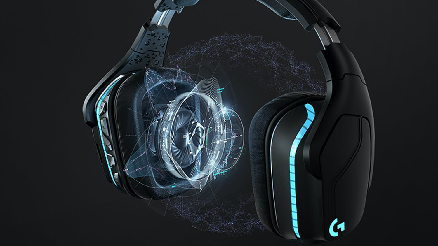 Logitech G935 LightSync Gaming Headset