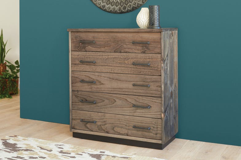 Fenton 5 Drawer Tallboy by Coastwood Furniture