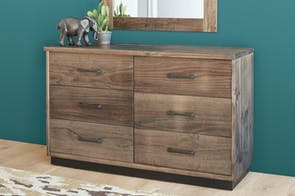Fenton 6 Drawer Lowboy by Coastwood Furniture