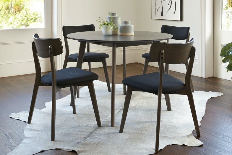 Jaxton 5 Piece Dining Suite by Nero Furniture