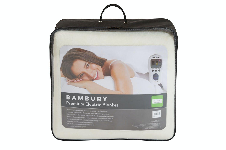 Image of Premium Electric Blanket by Bambury