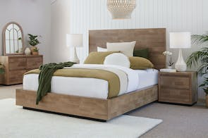 Reefton Queen Bed Frame by Sorensen Furniture