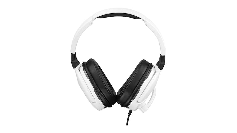 Turtle Beach Recon 200P Gaming Headset - White