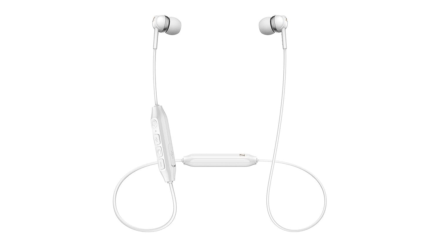 Sennheiser CX350 Wireless Bluetooth In-Ear Headphones - White
