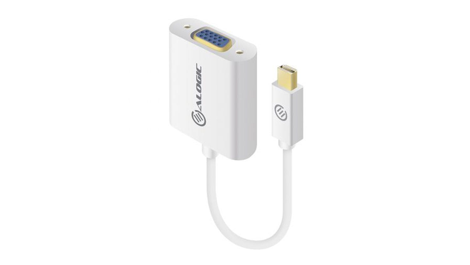 Alogic Premium Series Mini DisplayPort to VGA Adapter - 15cm