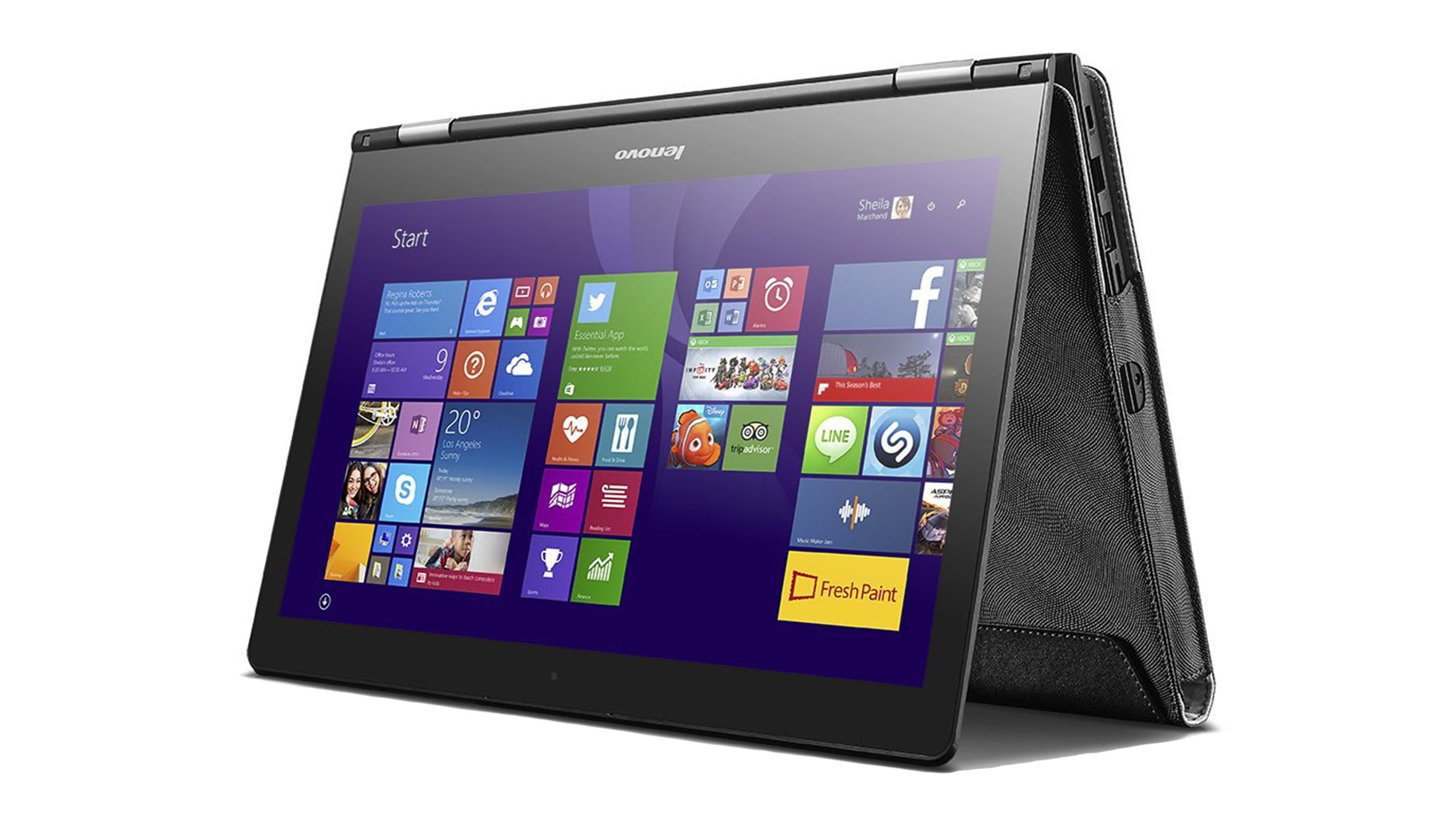 "Lenovo Yoga 520 14"" Slot-in Laptop Sleeve"