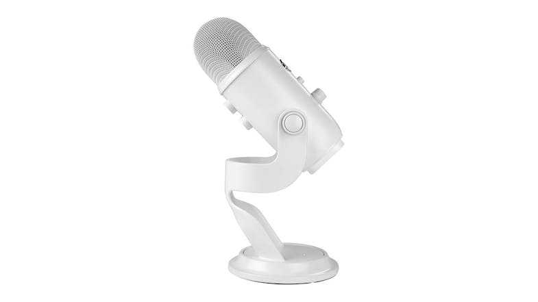 Blue Yeti USB Microphone - White