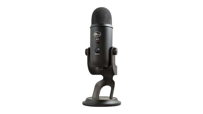 Blue Yeti USB Microphone with Player Unknown's Battlegrounds Bundle (R16)