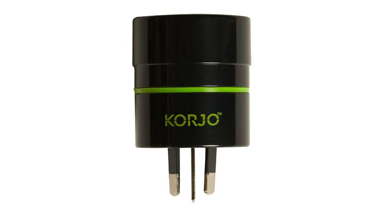 Korjo Reverse Adapter for Europe and USA