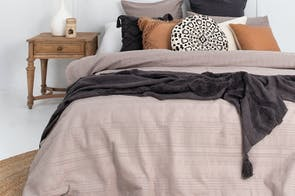 Ashcroft Duvet Cover Set by Bambury