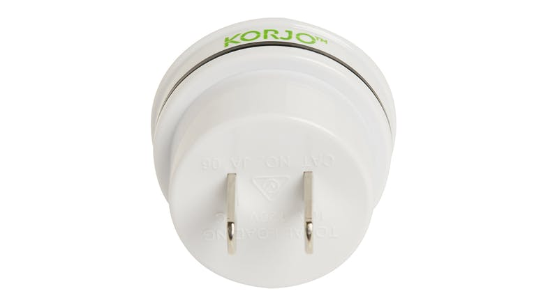 Korjo Travel Adapter for Japan