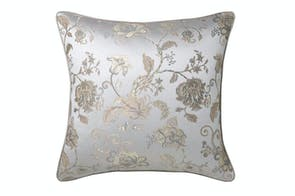 Oriana Champagne European Pillowcase by Platinum Collection
