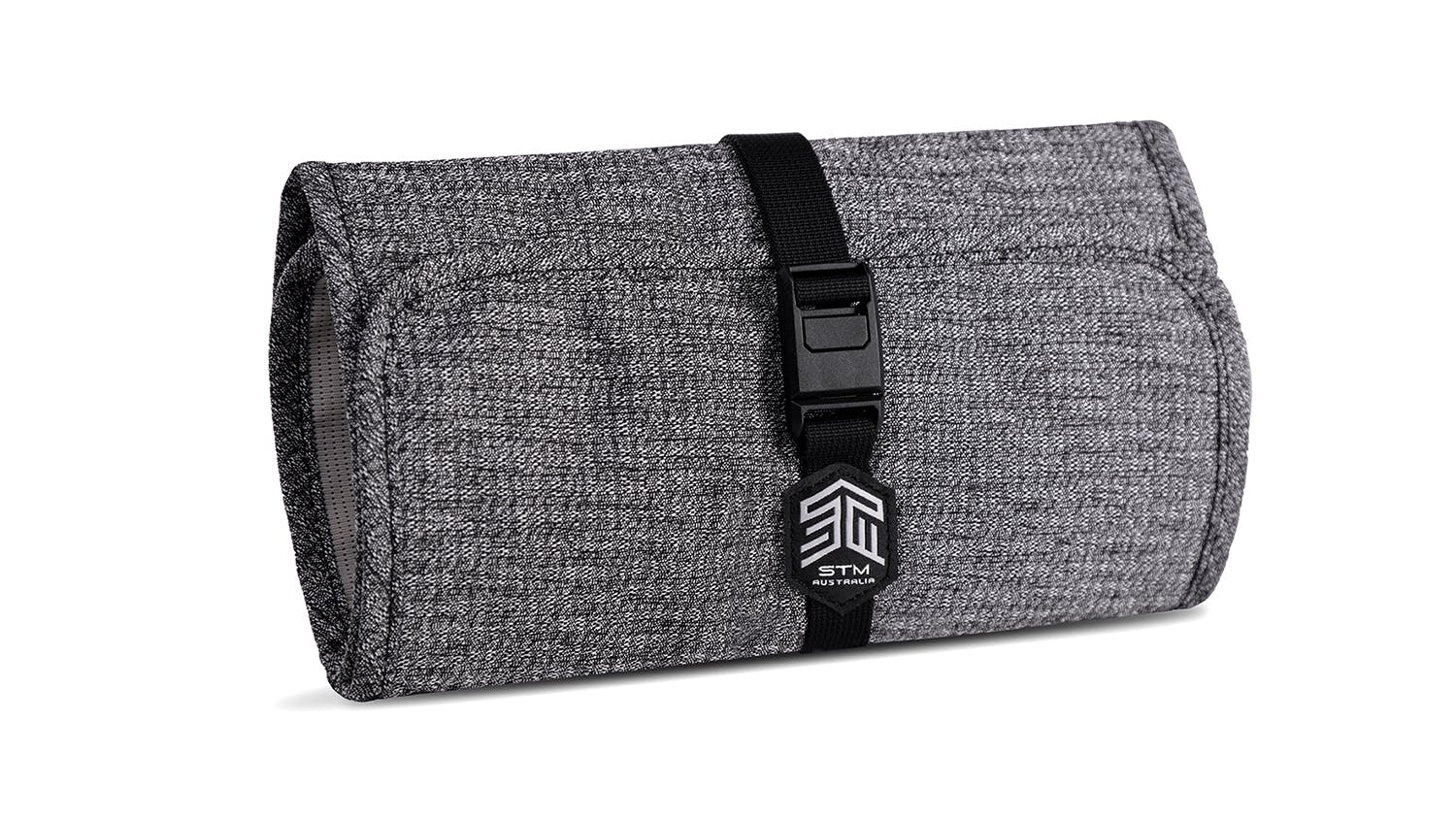 STM Dapper Wrapper Bag - Granite Black