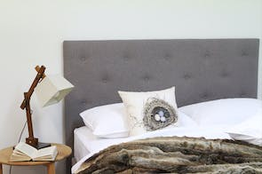 York Queen Headboard by Sleep Systems