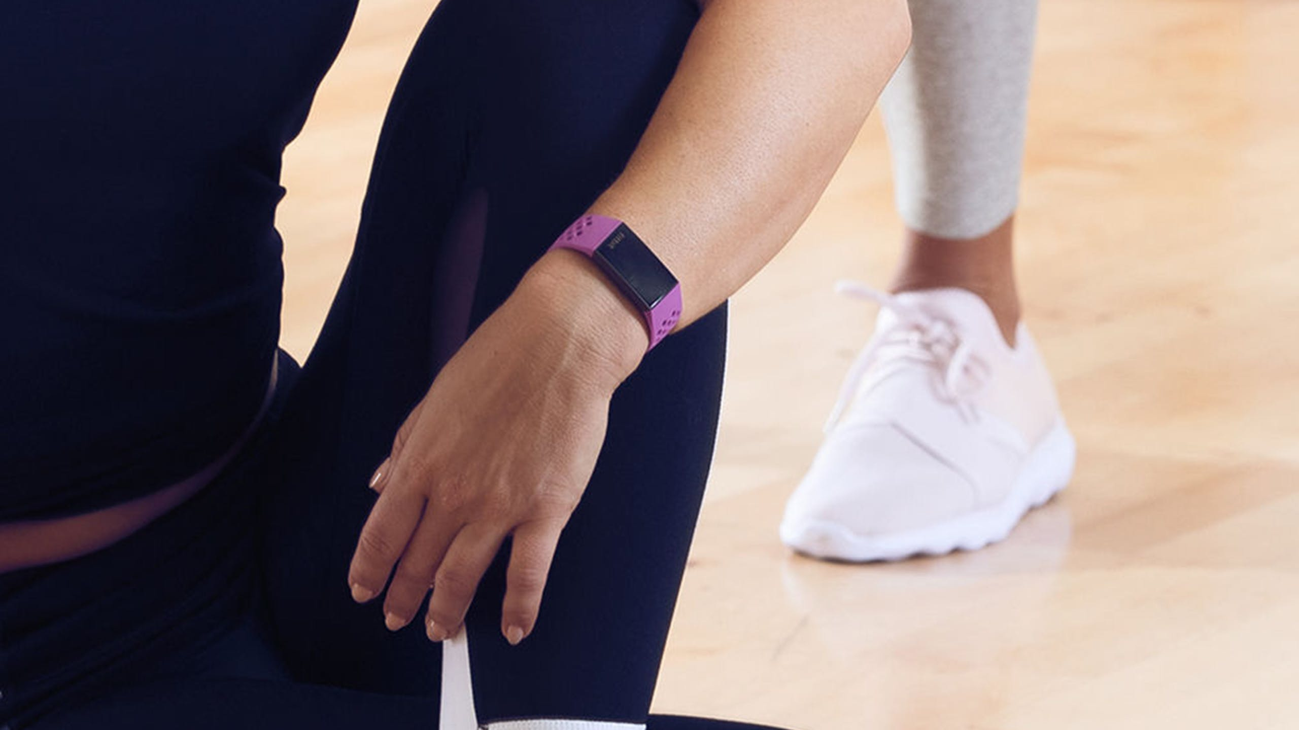 Fitbit Sport Band for Charge 3 Berry - Large