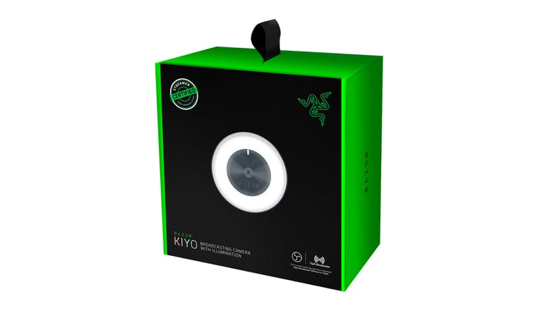 Razer Kiyo Webcam