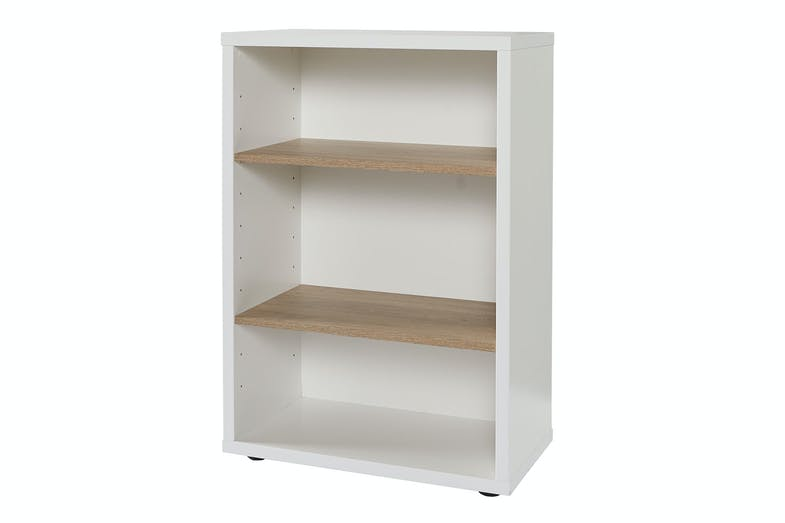 Hero 3 Shelf Small Bookcase by Platform 10