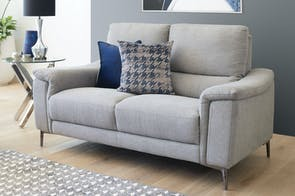 Mason 2 Seater Fabric Sofa
