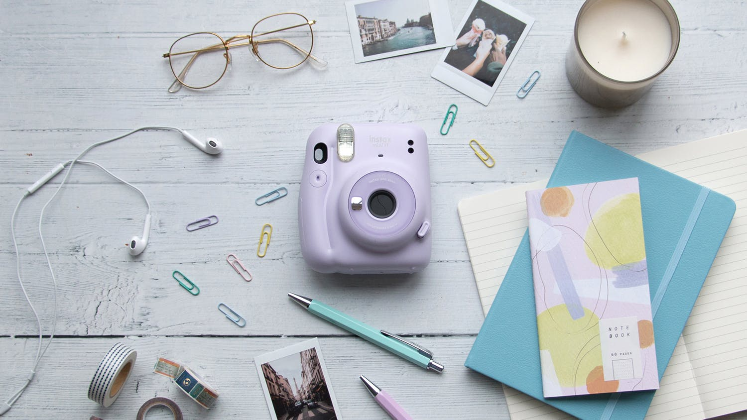 Instax Mini 11 - Lilac Purple