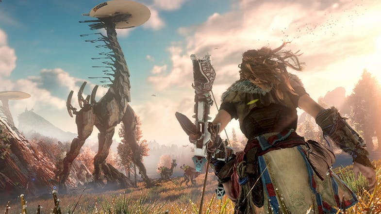PS4 - Horizon Zero Dawn Hits (M)