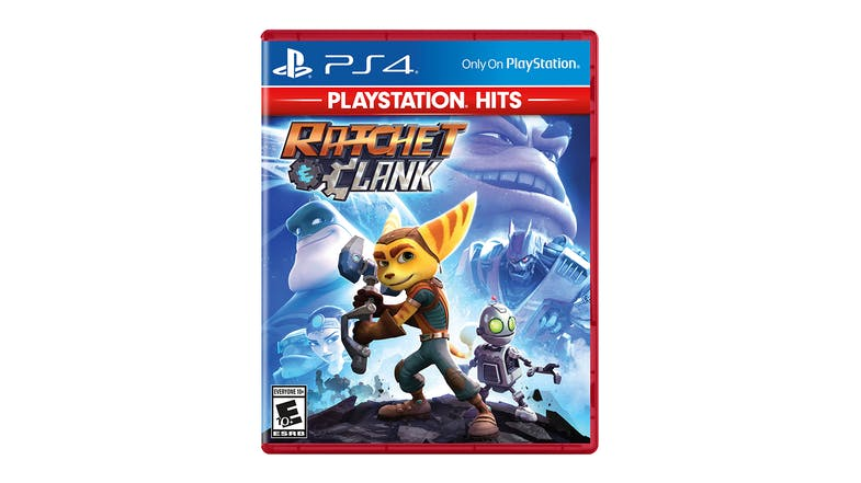 PS4 - Ratchet and Clank Hits (PG)
