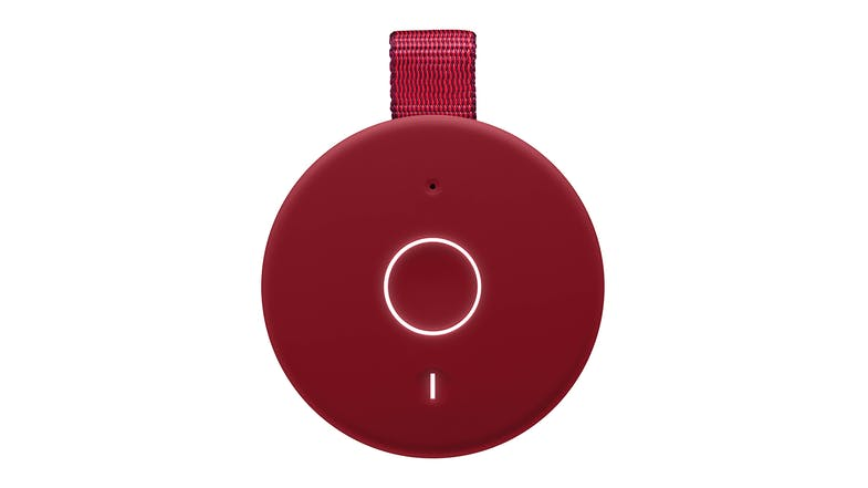 Ultimate Ears BOOM 3 Bluetooth Speaker - Sunset Red