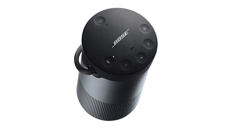 Bose SoundLink Revolve+ Portable Bluetooth Speaker - Black