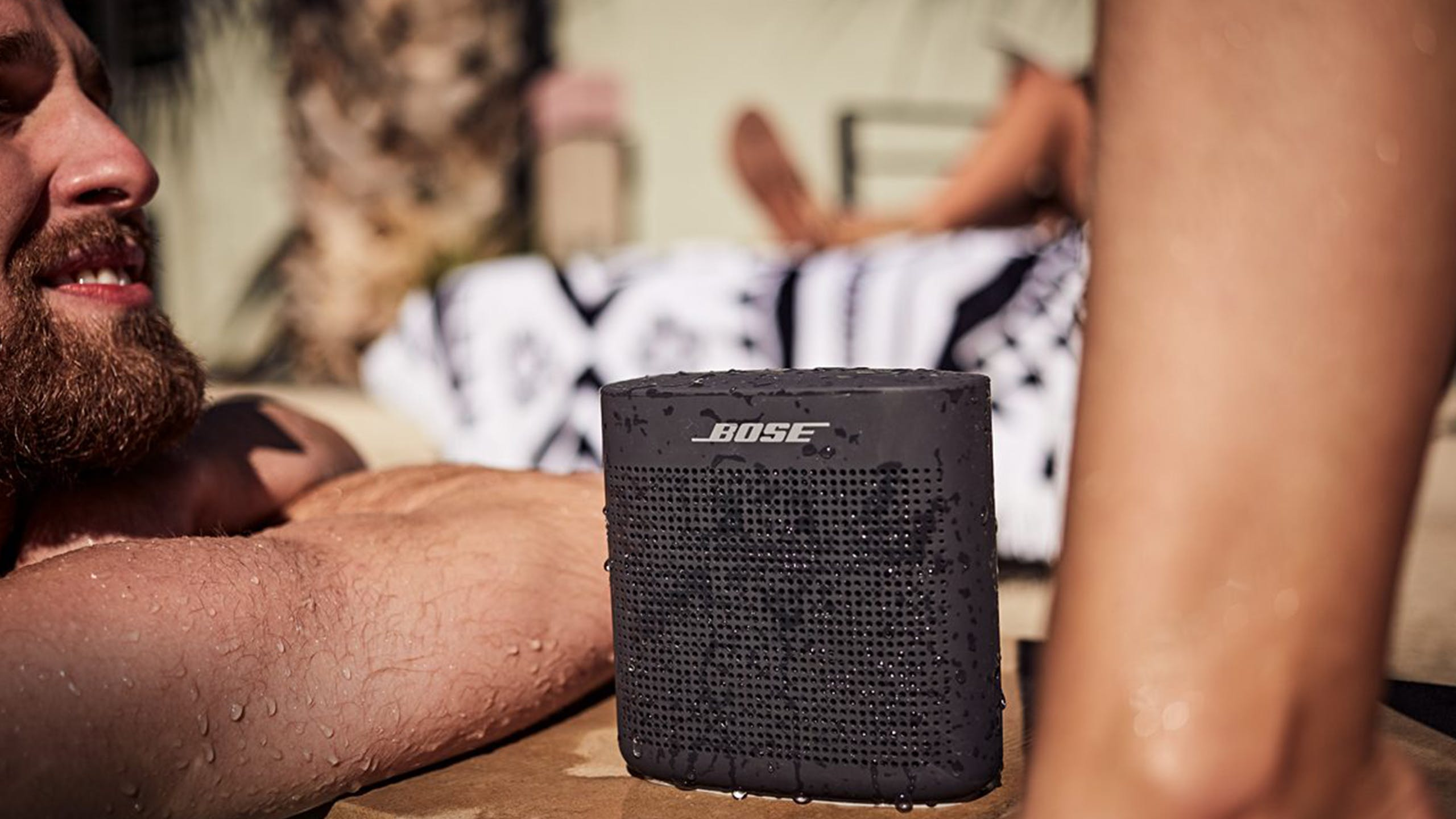 Bose SoundLink Colour II Portable Bluetooth Speaker - Soft Black
