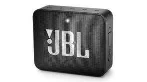 JBL Go 2 Portable Bluetooth Speaker - Midnight Black