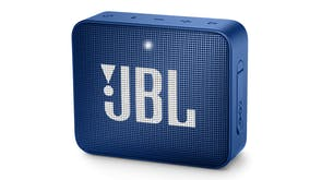 JBL Go 2 Portable Bluetooth Speaker - Blue Sea