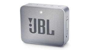 JBL Go 2 Portable Bluetooth Speaker - Ash Grey