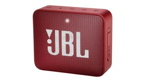 JBL Go 2 Portable Speaker - Ruby Red