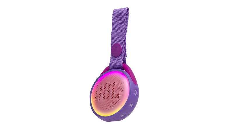 JBL JR Pop Portable Bluetooth Speaker - Purple