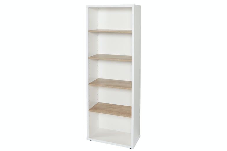 Hero 5 Shelf Large Bookcase by Platform 10