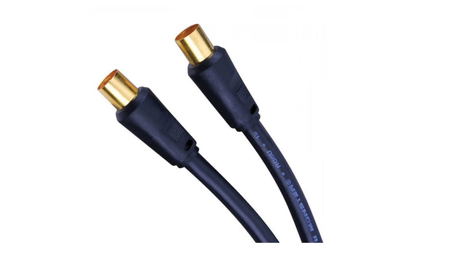 Monster Quad Shield Coaxial Cable - 3.6m