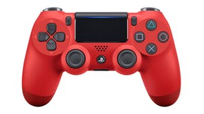PS4 DUALSHOCK 4 Controller - Red