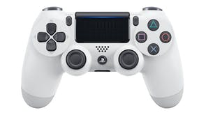 PS4 DUALSHOCK 4 Controller - White